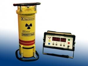 便携式X射线探伤机LX-XXH-3005