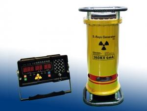 便携式X射线探伤机LX-XXGH-3606